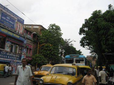Calcutta...a few years ago!
